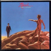 Hemispheres, CD / Album