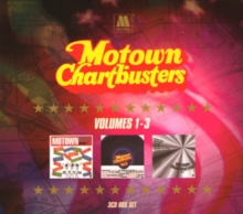 Motown Chartbusters Volumes 1 - 3, CD / Album
