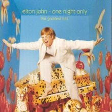 One Night Only: The Greatest Hits, CD / Album