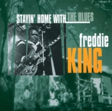 Stayin' Home With The Blues, CD / Album