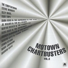 Motown Chartbusters Volume 3, CD / Album Cd