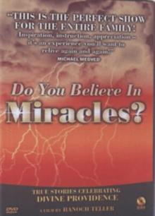 Do You Believe in Miracles?, DVD