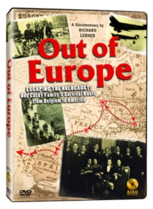Out of Europe, DVD  DVD