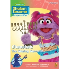 Shalom Sesame: Chanukah - The Missing Menorah, DVD