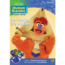 Shalom Sesame: Be Happy, It's Purim!, DVD