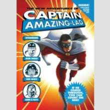 The New Adventures of Captain Amazing-Lad, DVD