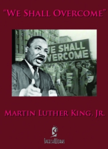 Martin Luther King Jnr: We Shall Overcome, DVD  DVD