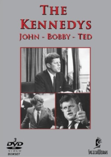 The Kennedys: John, Bobby, Ted, DVD