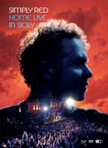Simply Red: Home - Live in Sicily, Blu-ray