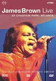 James Brown: Live at Chastain Park, DVD  DVD