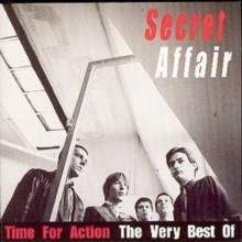 Time For Action - The Very Best Of Secret Affair, CD / Album