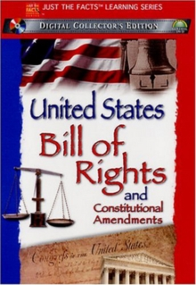 Just the Facts: The United States Bill of Rights, DVD