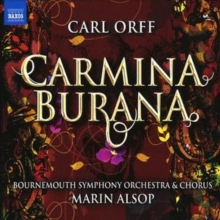 Carmina Burana (Alsop, Bournemouth So, Rutter), CD / Album