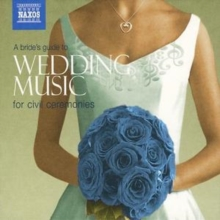 A Bride's Guide to Wedding Music for Civil Ceremonies, CD / Album