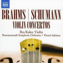 Violin Concertos (Inkinen, Bournemouth So), CD / Album