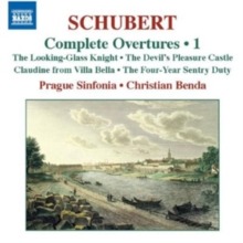 Schubert: Complete Overtures, CD / Album