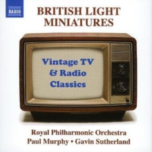 British Light Miniatures (Sutherland, Murphy, Rpo), CD / Album