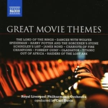 Great Movie Themes, CD / Album