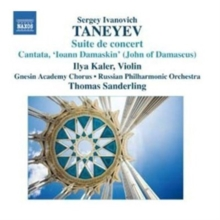 Suite De Concert/Cantata, Ioann Damaskin (John of Damascus), CD / Album