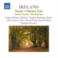 Ireland: Sextet/Clarinet Trio, CD / Album Cd