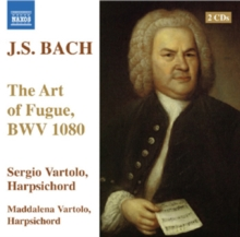 The Art of Fugue, BWV 1080, CD / Album