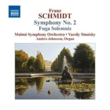 Symphony No. 2/Fuga Solemnis, CD / Album