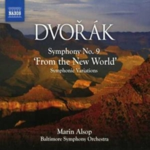 Symphony No. 9 'From the New World' (Alsop, Baltimore So), CD / Album