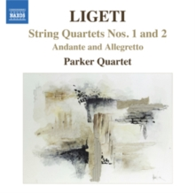 String Quartets, CD / Album Cd