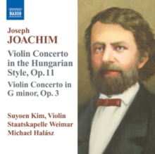 Violin Concertos Op. 3 and 11, CD / Album