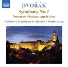 Antonin Dvorak: Symphony No. 6, CD / Album