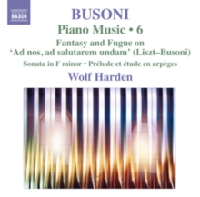 Piano Music, CD / Album