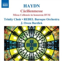 Haydn: Cacilienmesse, CD / Album