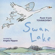 Swan Lake (Highlights) (Rippon: Narrator), CD / Album Cd