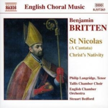 St. Nicolas, Christ's Nativity (Bedford), CD / Album