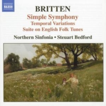 Simple Symphony, Lachrymae (Bedford, Northern Sinfonia), CD / Album