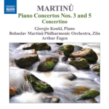 Piano Concertos Nos. 3 and 5, CD / Album Cd