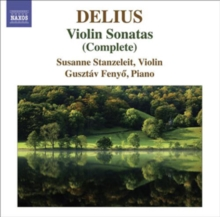 Violin Sonatas, CD / Album