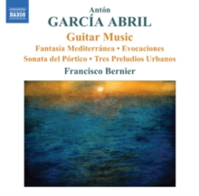 Abril: Fantasia Mediterranea, CD / Album