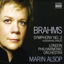Symphony No. 2 in D Major, Hungarian Dances (Alsop, Lpo), CD / Album