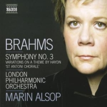 Symphony No. 3, Haydn Variations (Alsop, Lpo), CD / Album