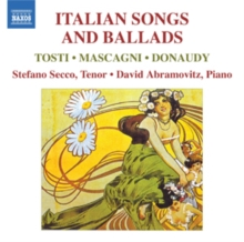 Italian Songs and Ballads, CD / Album