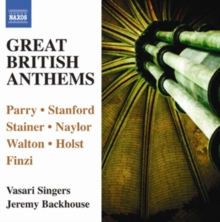 Great British Anthems, CD / Album