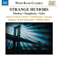Strange Humors, CD / Album