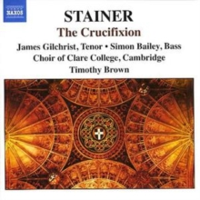 Crucifixion, The (Brown, Choir of Clare College, Farr), CD / Album Cd