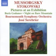 Mussorgsky/Stokowski: Pictures at an Exhibition, CD / Album