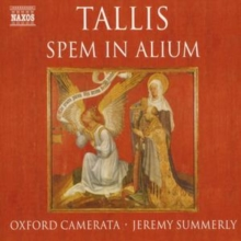 Spem in Alium (Summerly, Oxford Camerata), CD / Album Cd