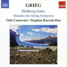 Holberg Suite, Melodies for String Orchestra (Barratt-due), CD / Album Cd