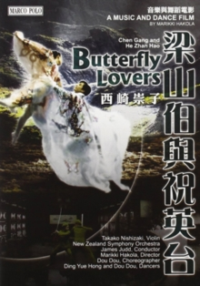 Butterfly Lovers - A Music and Dance Film, DVD
