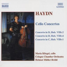 Cello Concertos, CD / Album