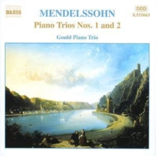 Piano Trios Nos. 1 and 2 (Gould Piano Trio), CD / Album Cd